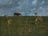 Milkweed and Cow