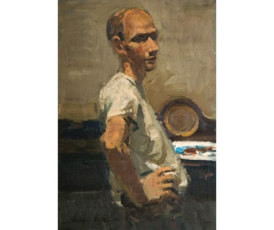 Self Portrait at Twenty Six<br />