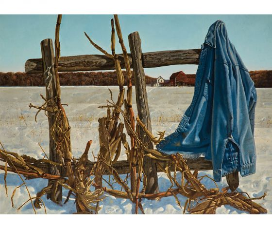 North Pomfret Winter<br />