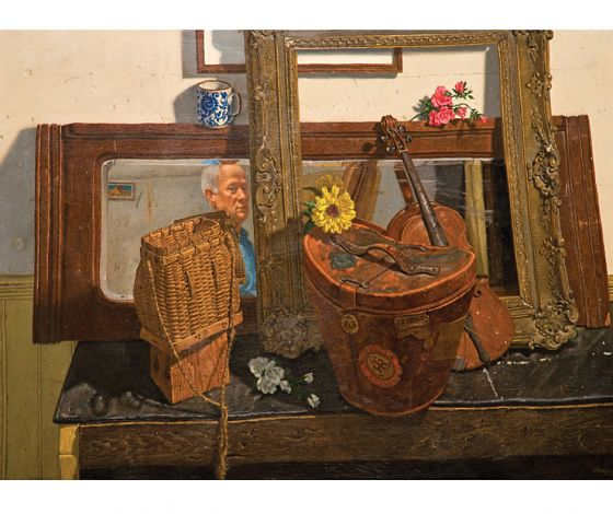 Two Family Still Life<br />